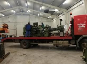 Gépszállítás, Autómentés 0-50t - Debrecen